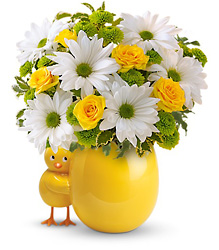 My Little Chickadee by Teleflora