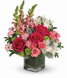 Teleflora's Garden Girl Bouquet from Victor Mathis Florist in Louisville, KY