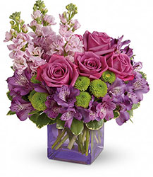 Teleflora's Sweet Sachet Bouquet from Victor Mathis Florist in Louisville, KY