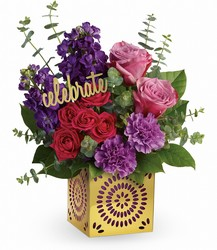 Teleflora's Thrilled For You Bouquet from Victor Mathis Florist in Louisville, KY