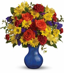 Teleflora's Three Cheers for You! from Victor Mathis Florist in Louisville, KY