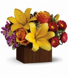 Teleflora's Full of Laughter from Victor Mathis Florist in Louisville, KY