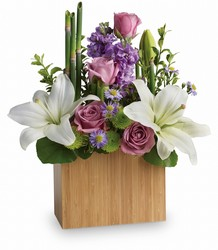 Kissed With Bliss by Teleflora from Victor Mathis Florist in Louisville, KY