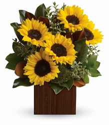 You're Golden Bouquet by Teleflora from Victor Mathis Florist in Louisville, KY