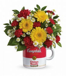 Campbell's Healthy Wishes by Teleflora from Victor Mathis Florist in Louisville, KY