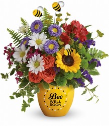 Teleflora's Garden Of Wellness Bouquet from Victor Mathis Florist in Louisville, KY