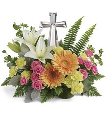 Teleflora's Precious Petals Bouquet from Victor Mathis Florist in Louisville, KY