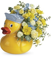 Teleflora's Lucky Ducky Bouquet from Victor Mathis Florist in Louisville, KY