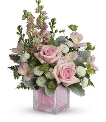 Teleflora's Bundle Of Joy Bouquet from Victor Mathis Florist in Louisville, KY